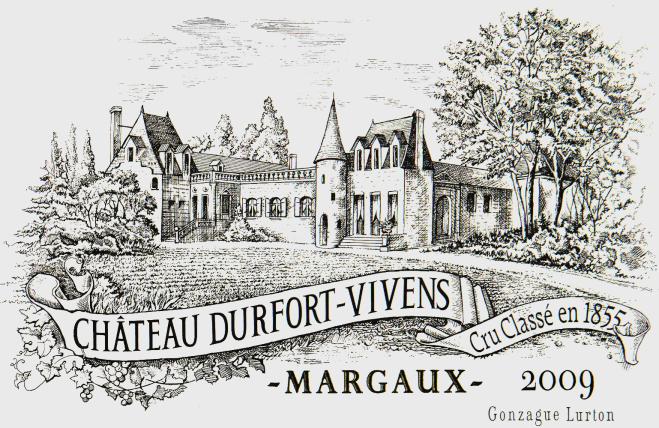 Chateau Durfort Vivens Logo