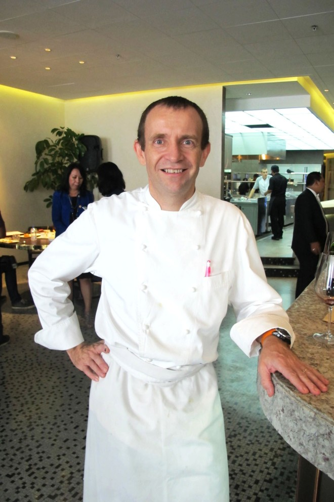 Chef Giles