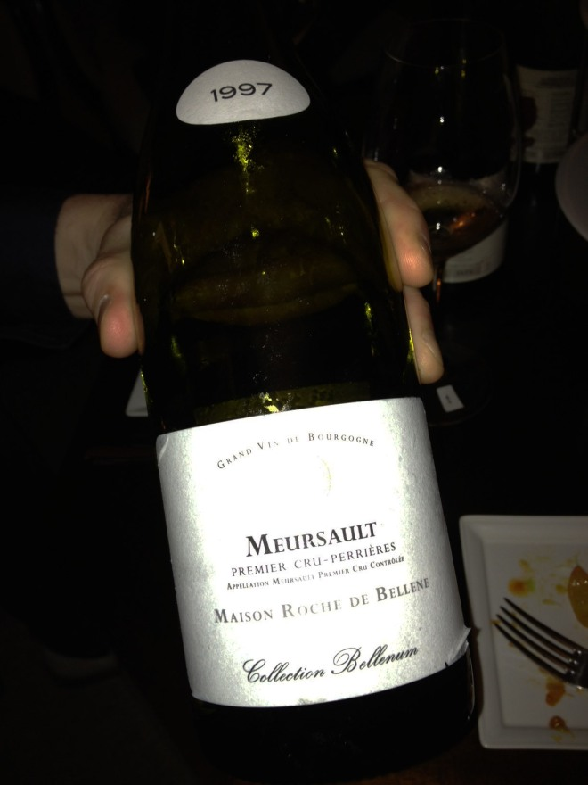 1997 Meursault