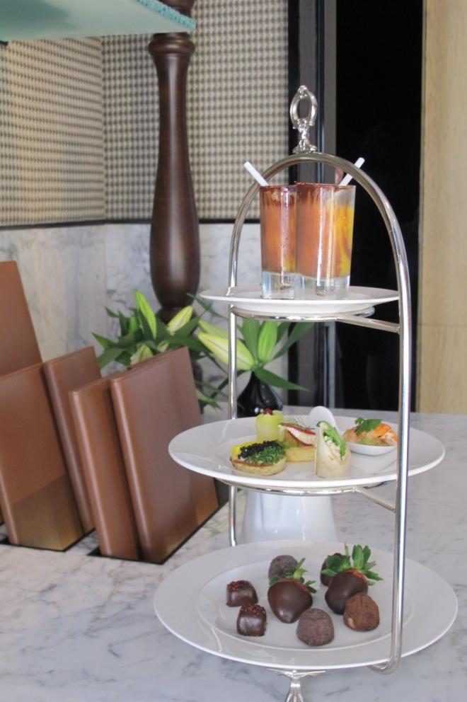 tutty fruity go diva high tea keraton lounge