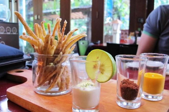 Skinny Potato Skin - Roastwoods Jakarta