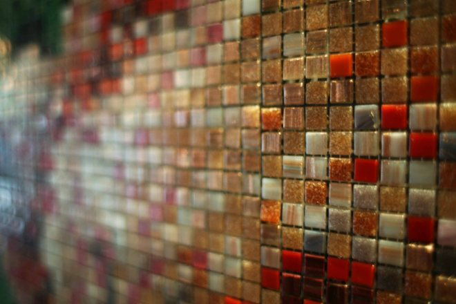 Bianca Mosaic Tiles