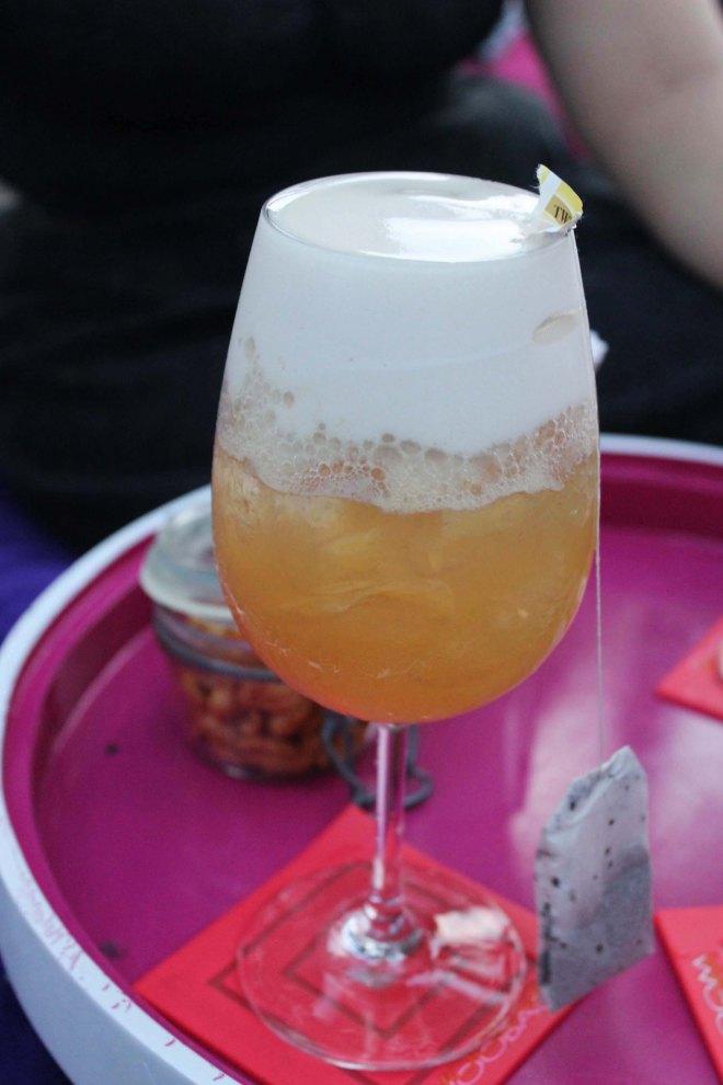 Mandarin Sour Woo Bar