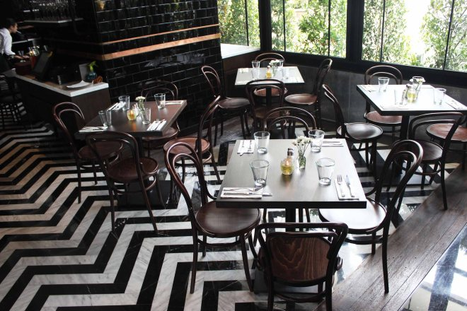Immigrant Dining Room Jakarta