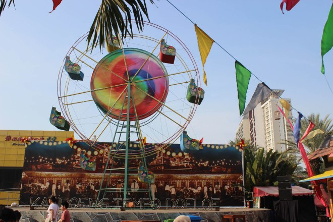 Kampung Tempo Dulu Jakarta